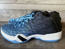 Nike Air Jordan XX9 29 Low Basketball UNC 828051-401 Men's US 10.5