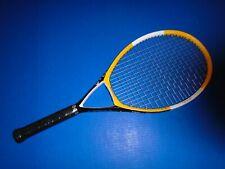"Wilson nCode nFocus Tennis Racket. 4 1/2. New String & Grip. 27.5"". 9.45 oz. VG."