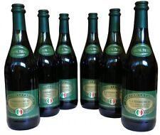 (5,33€/L) Lambrusco rosso Cantina Sociale Gualtieri, Korkverschluss (6 X 0,75L)