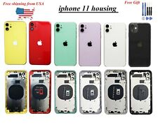 Replacement Housing Back Cover Frame Assembly For iPhone 11, 11 Pro