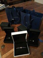 ❤️ PANDORA ESSENCE BRACELET 18cm & 2 CHARMS ( with boxes, ribbon & bag) ❤️
