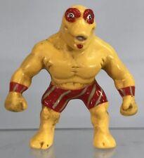 "Vintage Snailiens Washington 2"" Figure Super Sonic She'll Fighters 1992 JPI RARE"