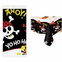 PIRATE FUN TABLECOVER TABLE DECORATION PARTY SUPPLIES