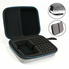 Battery Organizer Bag EVA Travel Storage Case for AA AAA Rechargeable Batteries