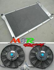 aluminum radiator &fan for Chevy/GMC C/K Series Pickup Suburban Truck 1967-1972
