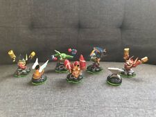 Skylanders Spyro's Adventure Tech Lot Boomer Drobot Trigger Happy+