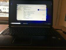 HP Pavilion DV7 -2670QM 2.20GHZ 750GB HDD 8 GB Ram win 10 Home