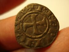 UNKNOWN   MEDIEVAL  SILVER  COIN      # 15