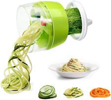 Fun Life Spiralizzatore Tagliaverdure 4 in 1 Spaghetti di Verdure, tagliafrutta,