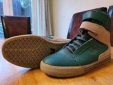 Supra Tk Society - Teal Steel Suede (Size 9 UK) - Deadstock/Very Rare