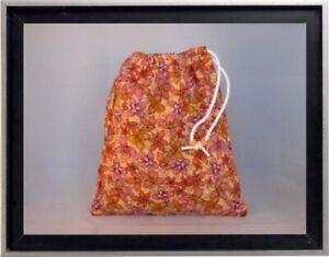 Gymnastics Leotard Grip Bags / Orange Marmelade Gymnast Birthday Goody Bag