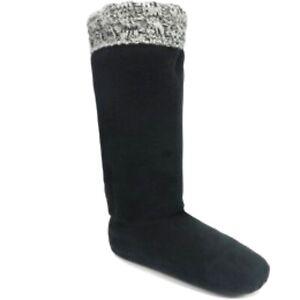 TIME & TRU Women's Shoe Size 5-6 -or- 7-8 SOCK BOOT LINER Fleece CHOOSE ~ New