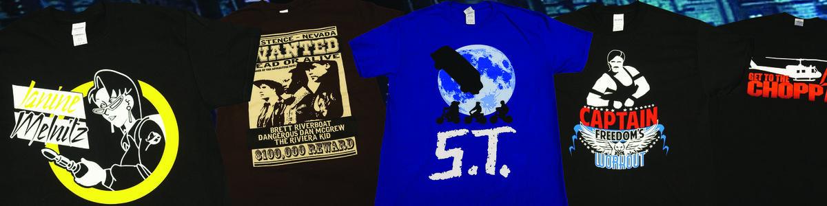 Meta Cortex T-shirts