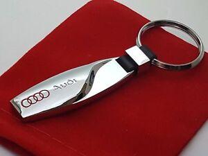 Llavero Audi aleacion de acero y zinc buena calidad Llaveros Audi