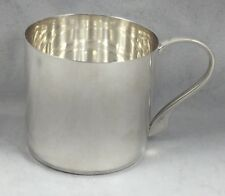 Beautiful Tiffany & Co Sterling Baby Cup- 2 3/8""
