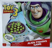 Disney Pixar Toy Story 3 Alien Fishing Game Cardinal 4+ 2 Player New Sealed Box