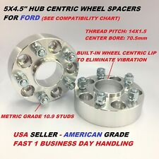 """2pc 5x127mm to 5x114.3mm Wheel Spacers Adapters 1.5/"""" for GMC C15 C1500 Jimmy nq"""