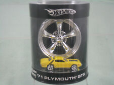 Hot Wheels American Racing Equipped  Limited Edition  71 Plymouth GTX