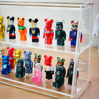 NEW Dolls. Cylindrical Display Case 150 B type for Bricks Action Figures