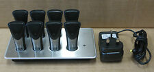 8 X Revolabs Solo Executive MICROFONI WIRELESS & Caricabatterie CH 01-exechg-std-11