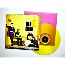 THE CRANBERRIES - TO THE FAITHFUL DEPARTED - LP UK 1996 - YELLOW VINYL - NM