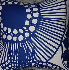 "Marimekko Finland Siirtolapuutarha pillow cushion case cover handmade, 16"""