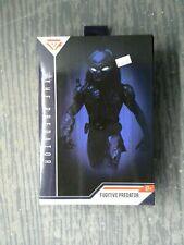 "NECA Fugitive Predator Ultimate 7"" Action Figure AVP Aliens vs Predators New"