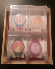 SWATCH Special LIMITED EDITION Pack EXPO MILANO 2015 Dolce Vita ONLY 500 pcs NEW
