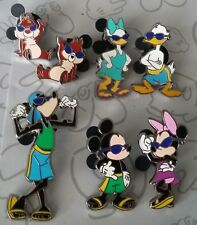 Cool Characters Wearing Sunglasses 2012 Booster Set Choose a Disney Pin
