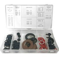 O Ring Rubber Seals Set Plumbing Tap Ring Washer Kit Stop Dripping Taps