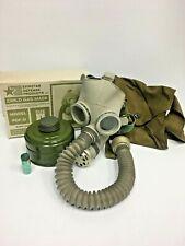 Two Boxes - Child Gas Mask Pdf-D - 5 Piece Box Set - Large - Russian