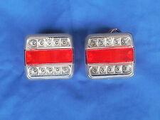 LED Rückleuchte,Rückleuchten Anhänger ,Trecker, Fendt, Bagger Kipper,Rücklicht