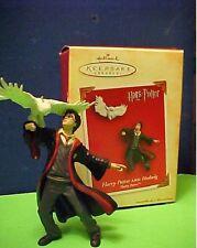 Harry Potter and Hedwig The Owl 2004 Keepsake Christmas Ornament