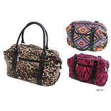KS Brands BB0772 Spacious Fashion Travel Bag Assorted Designs and Colours - New