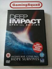 Deep Impact Special Edition DVD, Supplied by Gaming Squad