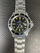 Rolex 1680 red submariner   fit  7836  20mm Bracelet (not include watch)