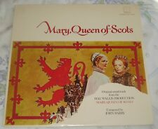 MARY, QUEEN OF SCOTS (John Barry) original stereo lp (1971)