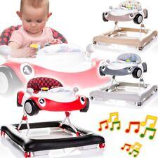 Lauflernhilfe AUTO Gehfrei Gehhilfe Laufhilfe Baby Walker Babyschaukel Babywippe