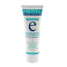Protec Natural Vitamin E 75g Tube - Non-oily moisturising cream for face