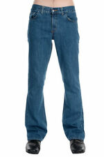 Unbranded Bootcut Stonewashed Jeans for Men