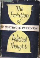 The evolution of political thought - Parkinson - university of london press 1959