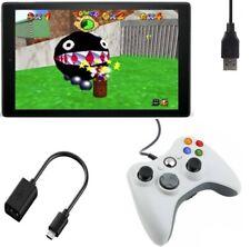 360 XBOX Stile Micro USB Controllore Gioco Pad FO Smartphone Android Tablet PC MAC