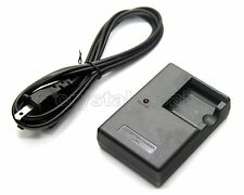 LI-40C Battery Charger for Li-40B Olympus Stylus 7000 7030 7040 Tough-3000