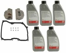 VW Mk6 Jetta Golf Passat 2.5 6 Speed Auto 09G Transmission Fluid Oil Filter Kit