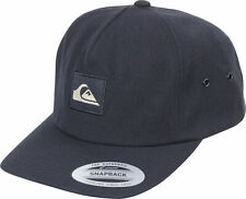 official photos 70d4e 69862 Quiksilver Mens 50th Gold Anniversary Snapback Hat - Black Gold