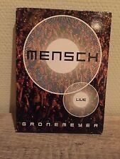 Herbert Grönemeyer Live  Mensch DVD