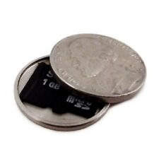 Covert Coin Special nickel for covert transporting precision hand-machined coin