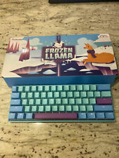 Ducky x MK Frozen Llama Mecha Mini V2 Keyboard Cherry MX Brown | New and In Hand