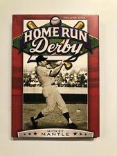 MICKEY MANTLE NEW YORK YANKEES HOME RUN DERBY 2007 DVD - NEW