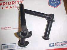 Invacare Wheelchair Elevating Foot Leg Calf Rest Pad - Pair